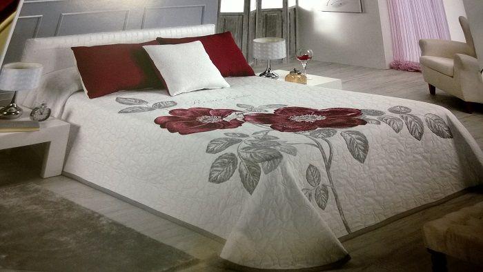 jeté de lit couvre lit Denis Launay   Couvre Lits jeté de lit couvre lit