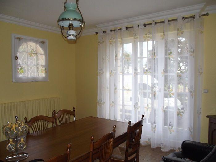 beautiful voilage salle a manger 3 1 les rideaux voilages dans la salle de homeezy. Black Bedroom Furniture Sets. Home Design Ideas